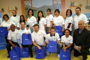 TELEHOP Corporate Volunteer Team