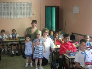 Kinder Kits Cuba 