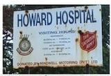 Howard Hospital Logo