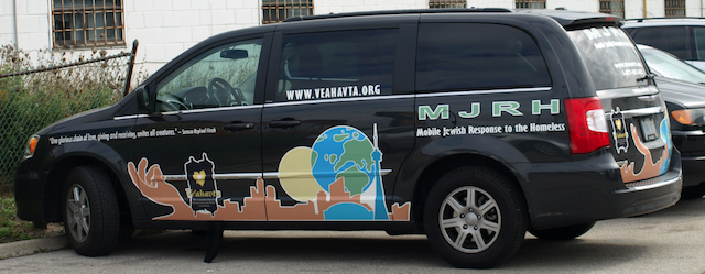 Van banner