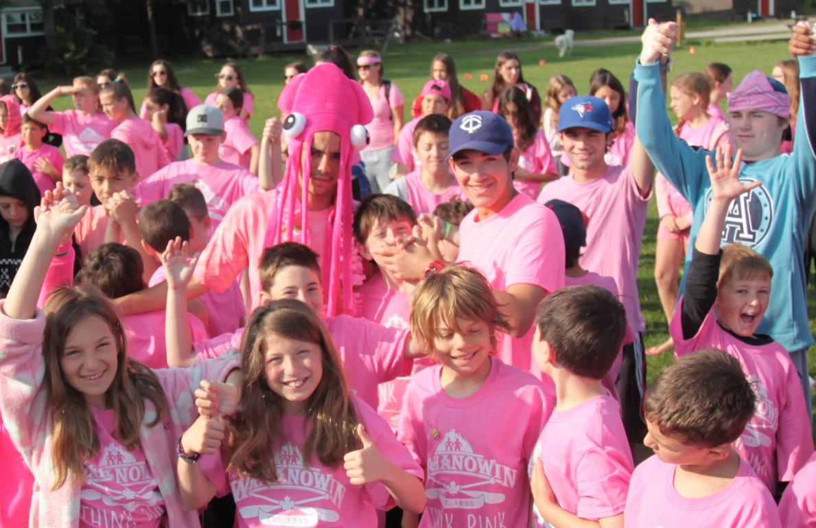 Pink Day Camp Wahanowin